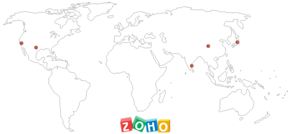 Zoho Offices