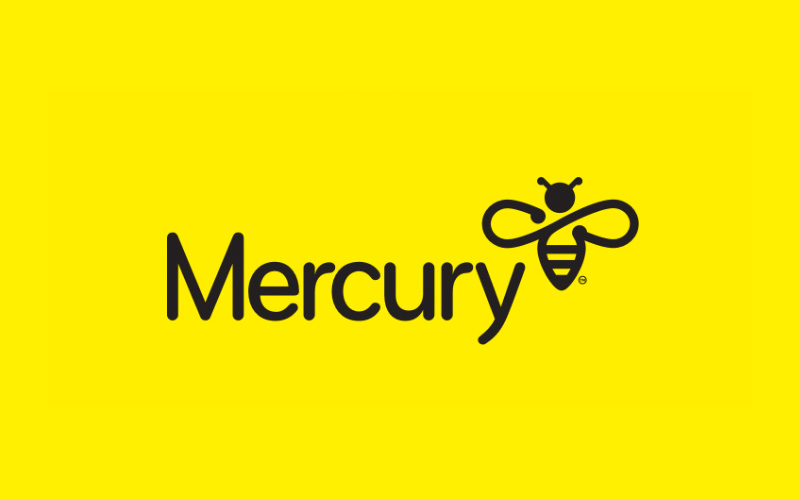 Mercury uses ZOHO CRM